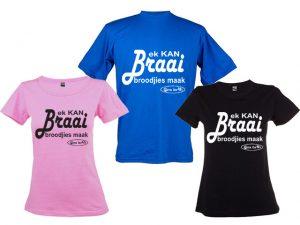 Online Braai T-Shirts Shop