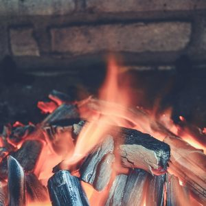 Charcoal & Firelighters & Wood